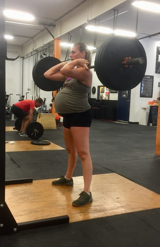 Pregnancy and Weightlifting • Reed Fitness and Physical ...